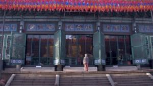 Fotos do filme o Piano que Conversa - Benjamim Taubkin - Coréia
